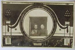 Fotokunst, Frauen Am Fenster, Fotokarte, Photo Albert John, Halle A.S.  - Fotografie
