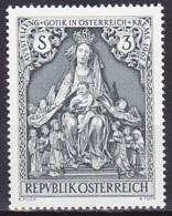 Austria/1967 - Gotic Art In Austria/Gotik In Österreich - 3 S - MNH - 1961-70 Unused Stamps