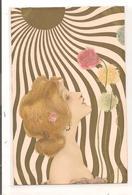 Kirchner - Femme Au Soleil - Superbe  - CPA° - Kirchner, Raphael