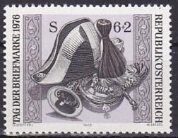 Austria/1976 - Stamp Day/Tag Der Briefmarke - 6 + 2 S - MNH - 1945-.... 2. Republik