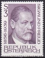 Austria/1981 - Sigmund Freud - 3 S - MNH - 1945-.... 2nd Republic