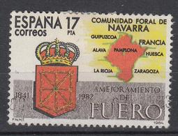 SPANJE - Michel - 1984 - Nr 2652  - Gest/Obl/Us - 1931-Aujourd'hui: II. République - ....Juan Carlos I