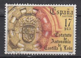 4PANJE - Michel - 1984 - Nr 2654 - Gest/Obl/Us - 1931-Aujourd'hui: II. République - ....Juan Carlos I