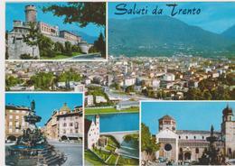 Cartoline Saluti Da -trento - Saluti Da.../ Gruss Aus...
