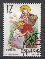SPANJE - Michel - 1984 - Nr 2655 - Gest/Obl/Us - 1931-Aujourd'hui: II. République - ....Juan Carlos I
