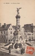 La Fontaine De Subé - Reims