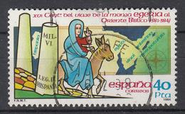 SPANJE - Michel - 1984 - Nr 2656 - Gest/Obl/Us - 1931-Aujourd'hui: II. République - ....Juan Carlos I