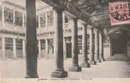 ***  VENETO  ***  PADOVA  Palazzo Della R Universita Il Cortile - TTB - Padova