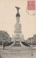 La Fontaine De Subé, De André Narjoux - Vue Prise Des Promenades - Reims