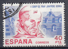 SPANJE - Michel - 1984 - Nr 2658 - Gest/Obl/Us - 1931-Aujourd'hui: II. République - ....Juan Carlos I