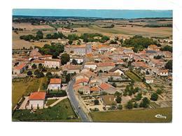 CPMJ2078  VARS (CHARENTE ) VUE GENERALE AERIENNE - Other Municipalities