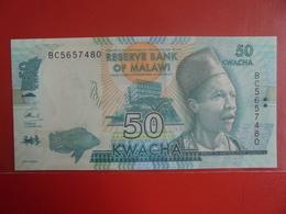 MALAWI 50 KWACHA 2016 PEU CIRCULER/NEUF - Malawi