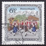 Austria/1997 - Folk Customs & Art/Volksbrauchtum Und Volkskundliche Kostbarkeiten - 6.50 S - USED - 1945-.... 2. Republik