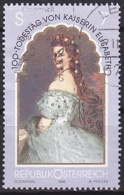 Austria/1998 - Empress Elisabeth/Kaiserin Elisabeth - 7 S - USED - 1945-.... 2. Republik