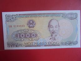 VIETNAM(NORD) 1000 DÔNG 1988 PEU CIRCULER/NEUF - Vietnam