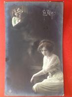 1911 - LE REVE - DE DROOM - VROUW DROOMT VAN HAAR VERLOOFDE - Couples