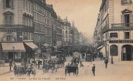 Paris 10 Banque Société Générale Attention à L'état 107 Rue La Fayette Lafayette ND 3267 - District 10