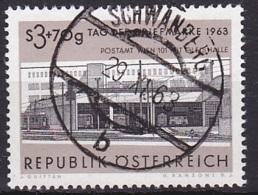 Austria/1963 - ANK 1174 - 3 S + 70 Gr - USED/'SCHWANBERG' - 1945-.... 2. Republik