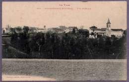 81 - B26826CPA - BOURGNOUNAC MIRANDOL - Vue Générale - Bon état - TARN - Autres Communes