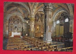 CARTOLINA VG ITALIA - FIRENZE - Orsanmichele - Interno - 10 X 15 - 1988 - Firenze