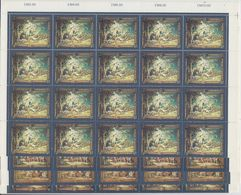 Malta 1979 Flemish Tapestry 4v Sheetlets (shtlts Are 1x Folded) ** Mnh (F7955) - Malta