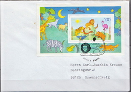 Postal History: Germany Cover With SS - Fairy Tales, Popular Stories & Legends