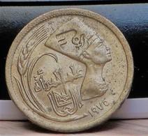 Egypte 1975 [1395], 5 Millième, Année Internationale De La Femme - Egipto