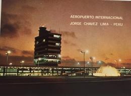 (653) Peru - Lima - Aeropuerto International Jorge Chavez - Pérou