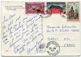 Madagascar - Postcard - Carte Postale - Madagascar (1960-...)