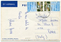 Rhodesia - Postcard - Carte Postale - Rhodesia (1964-1980)