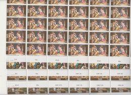 Malta 1979 Christmas / Weihnachten 4v Sheetlets (shtlts Are 1x Folded)** Mnh (F7957) - Malta