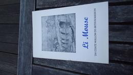 Un Conte Wallon De Arthur Masson - Li Mouse (19 Pages - Belgique