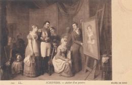 GENT   / MUSEUM / INTERIEUR / SCHILDERIJ - Gent