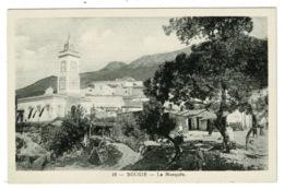 Ref 1314 - Postcard - La Mosquee - Bougie Algeria - Ex France Colony - Bejaia (Bougie)