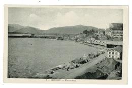 Ref 1314 - Postcard - Bougie Harbour - Algeria - Ex France Colony - Bejaia (Bougie)