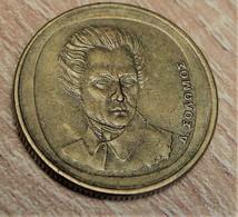 Grèce 1990, 20 Drachmes - Greece