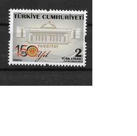 TURKEY/2018 - 150th YEAR OF THE COURT OF CASSATION, MNH - Nuevos