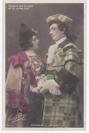 Photo Boyer Paris -  BRASSEUR Et LAVALLIERE  -  Théâtre Des Variétés Dans M. De La Palisse - Dos Simple - Artistas