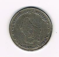 //  COLLECTORS COIN - LUXEMBOURG HERITAGE - CHATEAU DE BOURSCHEID - Luxembourg