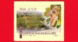 Nuovo - MNH - ITALIA - 2013 - Made In Italy: Vini DOCG - Castelli Di Jesi Verdicchio Riserva - 0,70 - 2011-...:  Nuovi