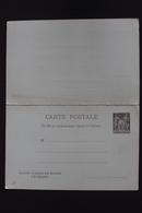France Carte Lettre  P5 Not Used - Enteros Postales