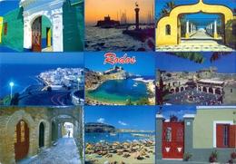 POST CARD GRECE  RODOS (AGOS190038) - Grecia