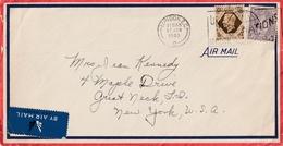 GREAT BRITAIN AIR MAIL COVER 1946 - Otros