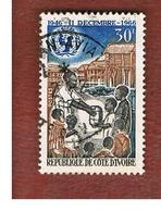 COSTA D'AVORIO (IVORY COAST) - SG 283 -   1966  UNICEF      -  USED ° - Costa D'Avorio (1960-...)