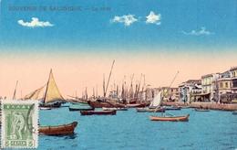 POST CARD  NEW GRECE  SALONIQUE  (AGOS190044) - Grecia