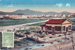 POST CARD  NEW GRECE  SALONIQUE  (AGOS190048) - Grecia