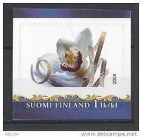 Finlande 2004 N°1669 Neuf Orchidée - Unused Stamps