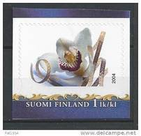 Finlande 2004 N°1669 Neuf Orchidée - Ongebruikt