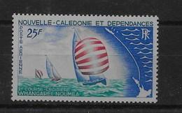Serie De Nueva Caledonia Nº Yvert A-91 ** BARCOS (SHIPS) - Nuevos