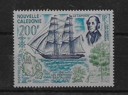 Serie De Nueva Caledonia Nº Yvert 622 ** BARCOS (SHIPS) - Nuevos